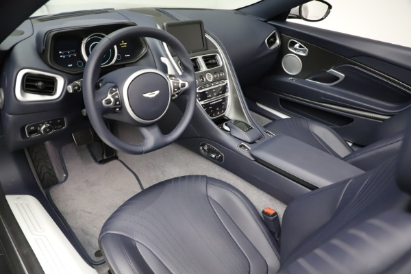 New 2020 Aston Martin DB11 Volante Convertible for sale $253,181 at Aston Martin of Greenwich in Greenwich CT 06830 13