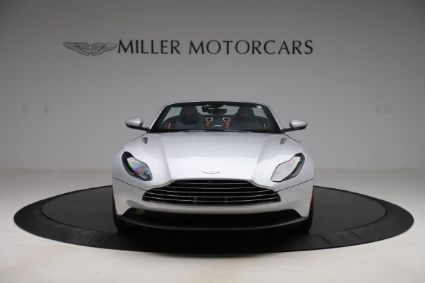 New 2020 Aston Martin DB11 Volante Convertible for sale $253,181 at Aston Martin of Greenwich in Greenwich CT 06830 2