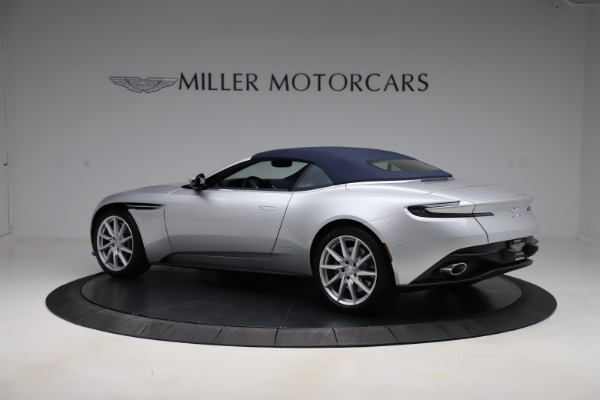 New 2020 Aston Martin DB11 Volante Convertible for sale $253,181 at Aston Martin of Greenwich in Greenwich CT 06830 22