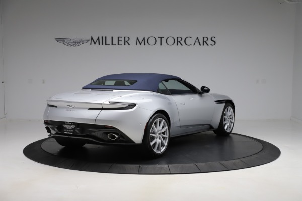 New 2020 Aston Martin DB11 Volante Convertible for sale $253,181 at Aston Martin of Greenwich in Greenwich CT 06830 23