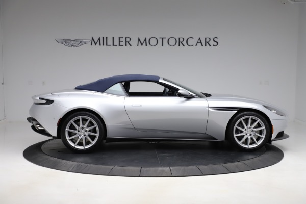 New 2020 Aston Martin DB11 Volante Convertible for sale $253,181 at Aston Martin of Greenwich in Greenwich CT 06830 24