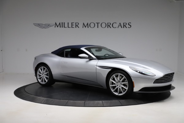 New 2020 Aston Martin DB11 Volante Convertible for sale $253,181 at Aston Martin of Greenwich in Greenwich CT 06830 25