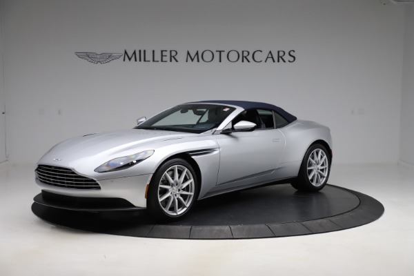 New 2020 Aston Martin DB11 Volante Convertible for sale $253,181 at Aston Martin of Greenwich in Greenwich CT 06830 26