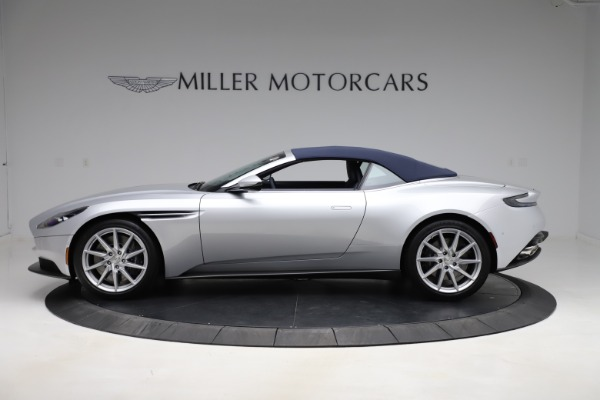 New 2020 Aston Martin DB11 Volante Convertible for sale $253,181 at Aston Martin of Greenwich in Greenwich CT 06830 27