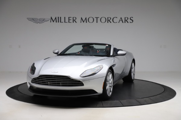 New 2020 Aston Martin DB11 Volante Convertible for sale $253,181 at Aston Martin of Greenwich in Greenwich CT 06830 3