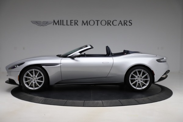 New 2020 Aston Martin DB11 Volante Convertible for sale $253,181 at Aston Martin of Greenwich in Greenwich CT 06830 4