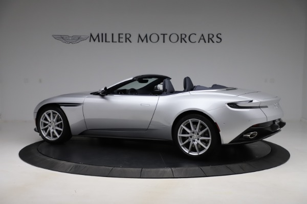 New 2020 Aston Martin DB11 Volante Convertible for sale $253,181 at Aston Martin of Greenwich in Greenwich CT 06830 5
