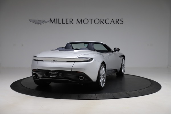 New 2020 Aston Martin DB11 Volante Convertible for sale $253,181 at Aston Martin of Greenwich in Greenwich CT 06830 8