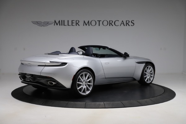 New 2020 Aston Martin DB11 Volante Convertible for sale $253,181 at Aston Martin of Greenwich in Greenwich CT 06830 9