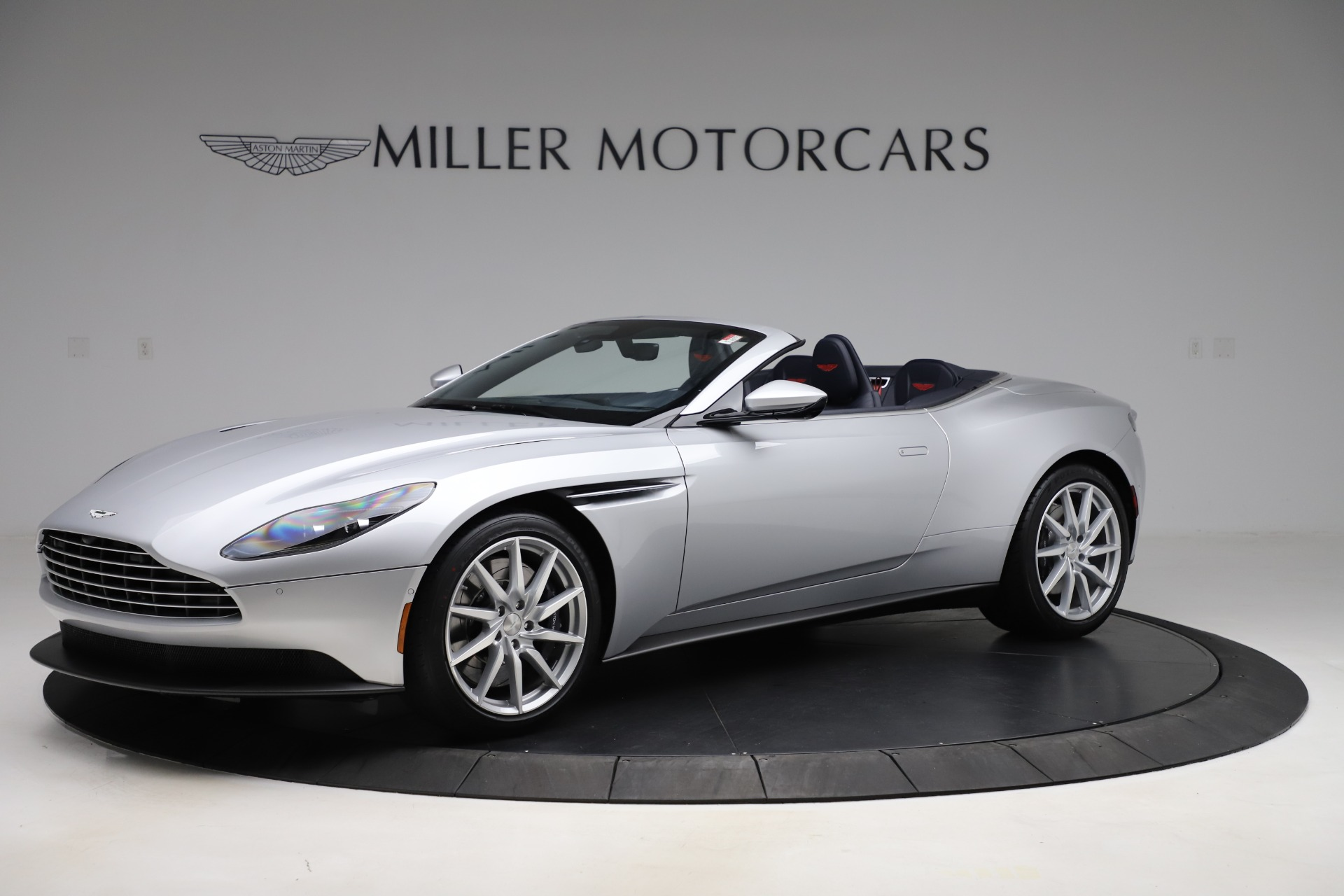 New 2020 Aston Martin DB11 Volante Convertible for sale $253,181 at Aston Martin of Greenwich in Greenwich CT 06830 1