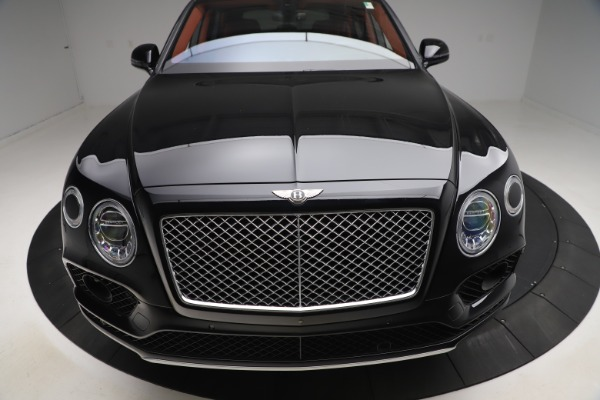 Used 2017 Bentley Bentayga W12 for sale $145,900 at Aston Martin of Greenwich in Greenwich CT 06830 13