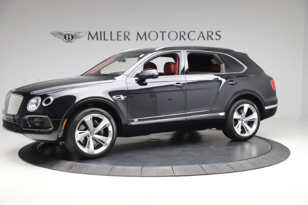 Used 2017 Bentley Bentayga W12 for sale $145,900 at Aston Martin of Greenwich in Greenwich CT 06830 2