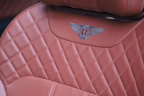 Used 2017 Bentley Bentayga W12 for sale $145,900 at Aston Martin of Greenwich in Greenwich CT 06830 20