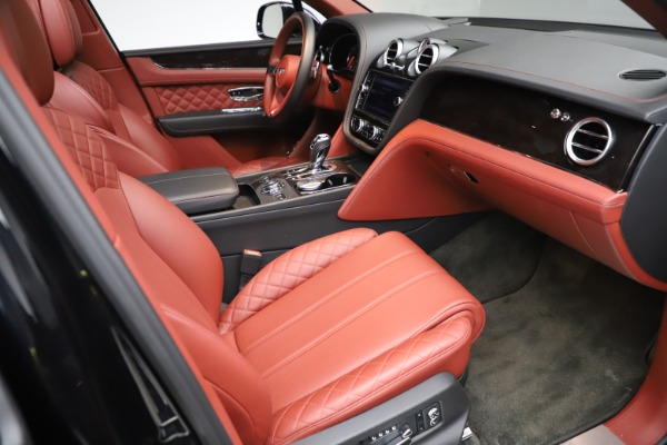 Used 2017 Bentley Bentayga W12 for sale $145,900 at Aston Martin of Greenwich in Greenwich CT 06830 25