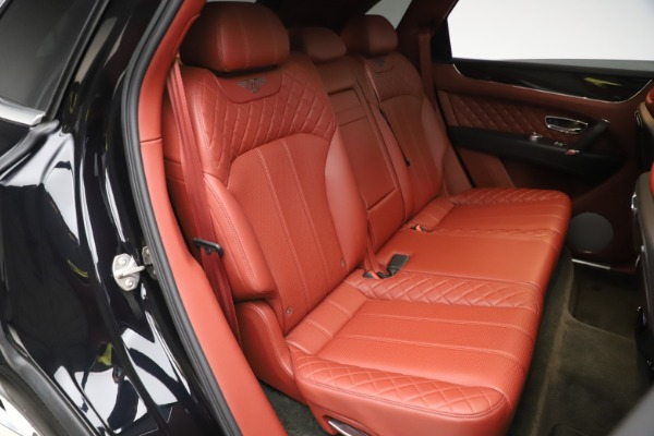Used 2017 Bentley Bentayga W12 for sale $145,900 at Aston Martin of Greenwich in Greenwich CT 06830 28