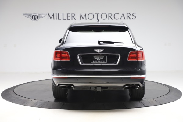 Used 2017 Bentley Bentayga W12 for sale $145,900 at Aston Martin of Greenwich in Greenwich CT 06830 6