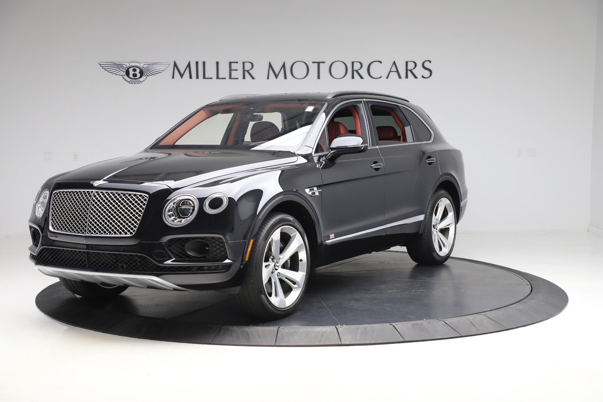 Used 2017 Bentley Bentayga W12 for sale $145,900 at Aston Martin of Greenwich in Greenwich CT 06830 1