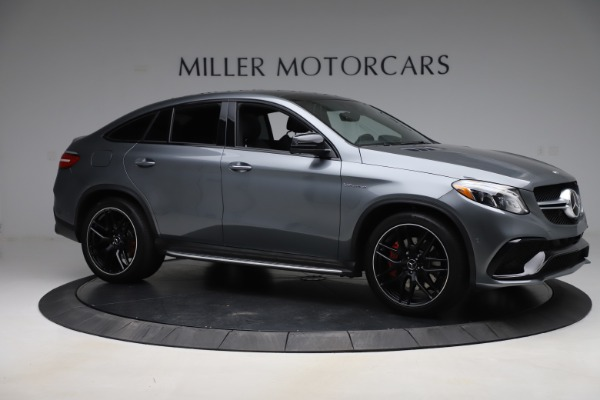 Used 2019 Mercedes-Benz GLE AMG GLE 63 S for sale $87,900 at Aston Martin of Greenwich in Greenwich CT 06830 10