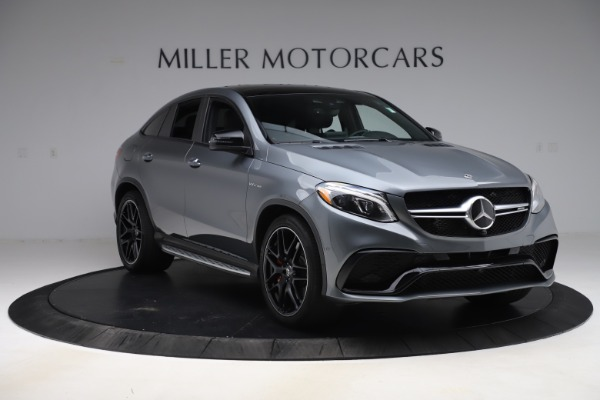 Used 2019 Mercedes-Benz GLE AMG GLE 63 S for sale $87,900 at Aston Martin of Greenwich in Greenwich CT 06830 11