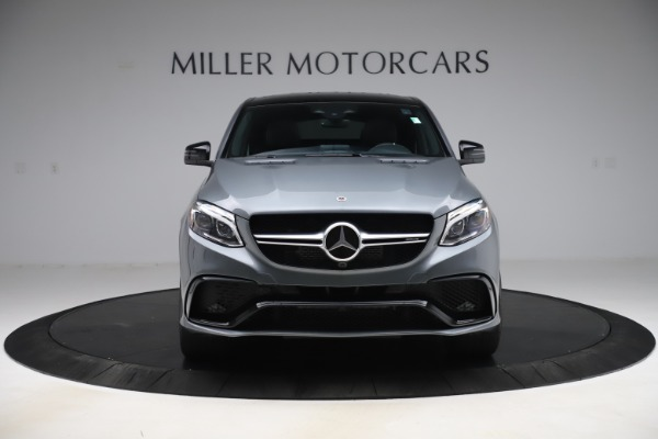 Used 2019 Mercedes-Benz GLE AMG GLE 63 S for sale $87,900 at Aston Martin of Greenwich in Greenwich CT 06830 12