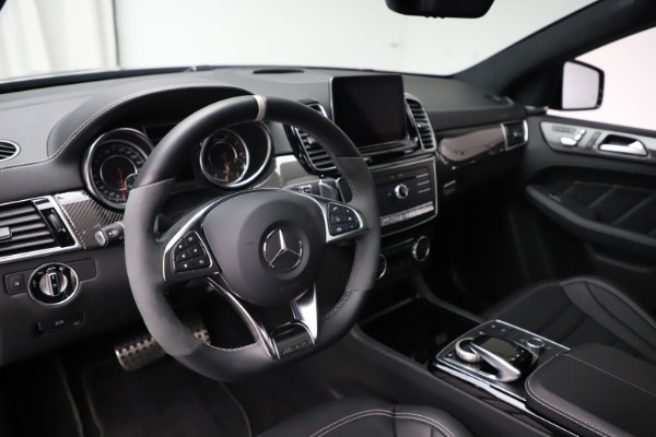 Used 2019 Mercedes-Benz GLE AMG GLE 63 S for sale $87,900 at Aston Martin of Greenwich in Greenwich CT 06830 13