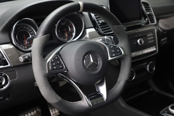 Used 2019 Mercedes-Benz GLE AMG GLE 63 S for sale $87,900 at Aston Martin of Greenwich in Greenwich CT 06830 16