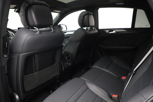 Used 2019 Mercedes-Benz GLE AMG GLE 63 S for sale $87,900 at Aston Martin of Greenwich in Greenwich CT 06830 17