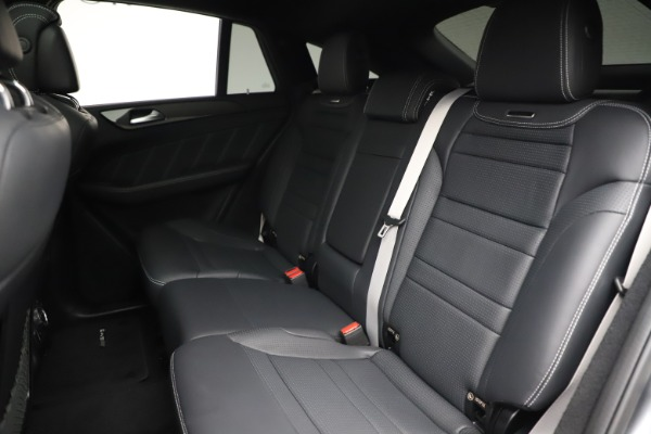 Used 2019 Mercedes-Benz GLE AMG GLE 63 S for sale $87,900 at Aston Martin of Greenwich in Greenwich CT 06830 18