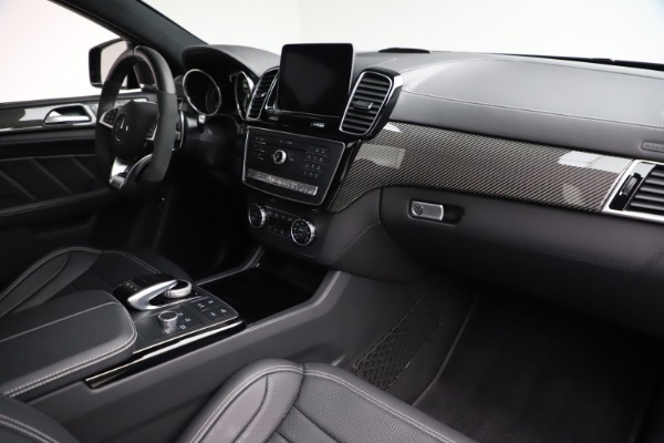 Used 2019 Mercedes-Benz GLE AMG GLE 63 S for sale $87,900 at Aston Martin of Greenwich in Greenwich CT 06830 19