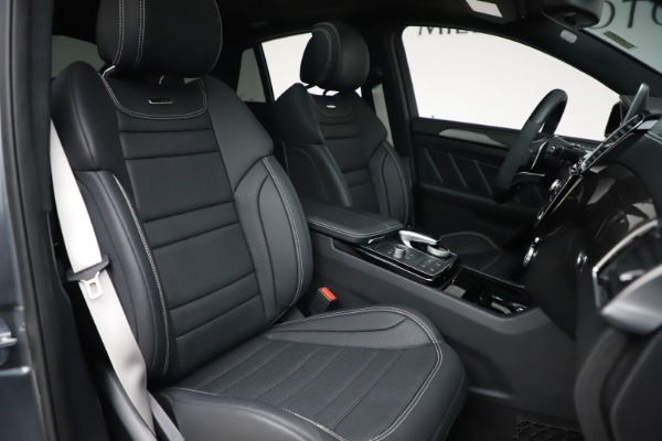 Used 2019 Mercedes-Benz GLE AMG GLE 63 S for sale $87,900 at Aston Martin of Greenwich in Greenwich CT 06830 21