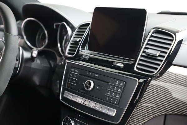 Used 2019 Mercedes-Benz GLE AMG GLE 63 S for sale $87,900 at Aston Martin of Greenwich in Greenwich CT 06830 22