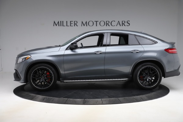 Used 2019 Mercedes-Benz GLE AMG GLE 63 S for sale $87,900 at Aston Martin of Greenwich in Greenwich CT 06830 3