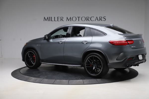 Used 2019 Mercedes-Benz GLE AMG GLE 63 S for sale $87,900 at Aston Martin of Greenwich in Greenwich CT 06830 4