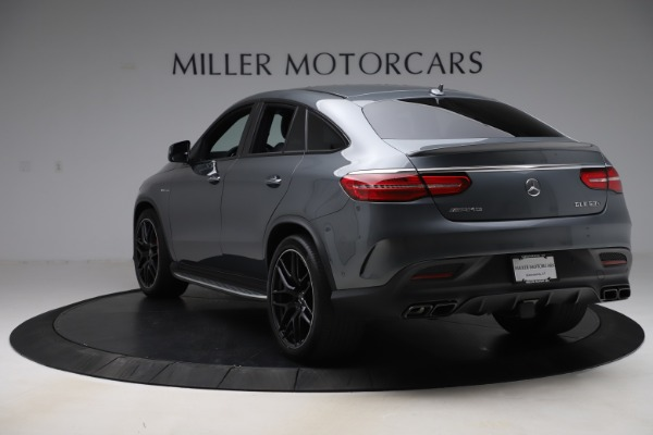 Used 2019 Mercedes-Benz GLE AMG GLE 63 S for sale $87,900 at Aston Martin of Greenwich in Greenwich CT 06830 5