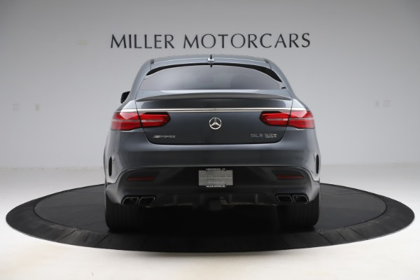 Used 2019 Mercedes-Benz GLE AMG GLE 63 S for sale $87,900 at Aston Martin of Greenwich in Greenwich CT 06830 6