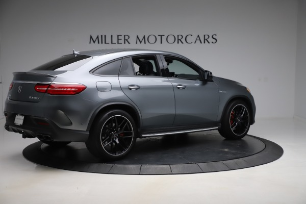 Used 2019 Mercedes-Benz GLE AMG GLE 63 S for sale $87,900 at Aston Martin of Greenwich in Greenwich CT 06830 8