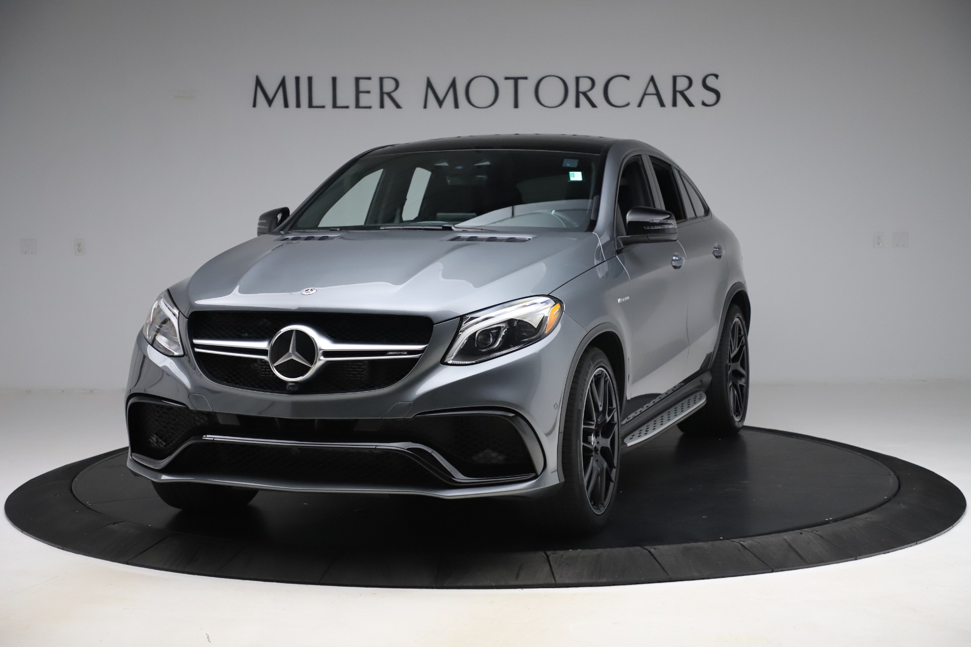 Used 2019 Mercedes-Benz GLE AMG GLE 63 S for sale $87,900 at Aston Martin of Greenwich in Greenwich CT 06830 1
