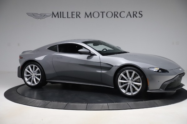 New 2020 Aston Martin Vantage Coupe for sale $165,381 at Aston Martin of Greenwich in Greenwich CT 06830 10