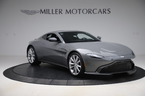 New 2020 Aston Martin Vantage Coupe for sale $165,381 at Aston Martin of Greenwich in Greenwich CT 06830 11