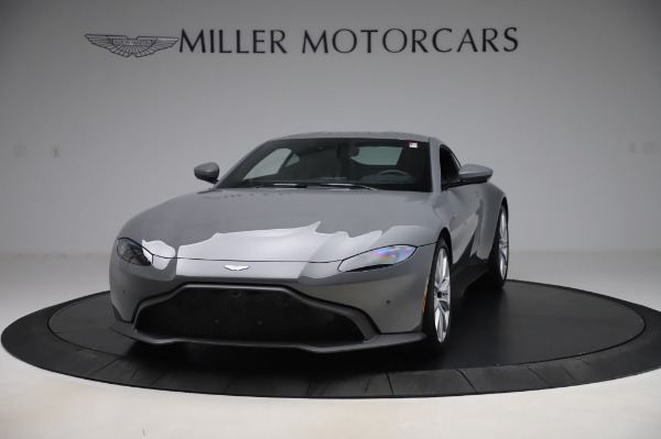 New 2020 Aston Martin Vantage Coupe for sale $165,381 at Aston Martin of Greenwich in Greenwich CT 06830 2