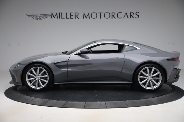 New 2020 Aston Martin Vantage Coupe for sale $165,381 at Aston Martin of Greenwich in Greenwich CT 06830 3