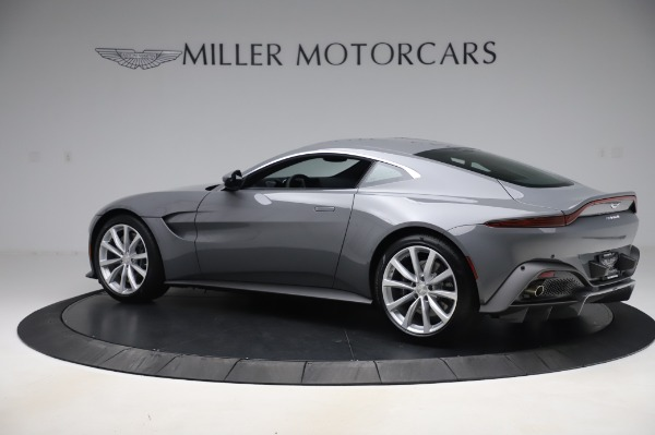 New 2020 Aston Martin Vantage Coupe for sale $165,381 at Aston Martin of Greenwich in Greenwich CT 06830 4