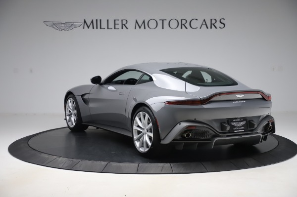 New 2020 Aston Martin Vantage Coupe for sale $165,381 at Aston Martin of Greenwich in Greenwich CT 06830 5
