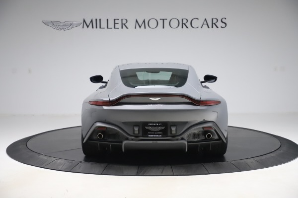 New 2020 Aston Martin Vantage Coupe for sale $165,381 at Aston Martin of Greenwich in Greenwich CT 06830 6