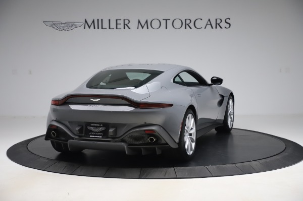 New 2020 Aston Martin Vantage Coupe for sale $165,381 at Aston Martin of Greenwich in Greenwich CT 06830 7