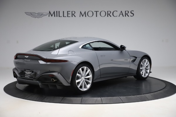 New 2020 Aston Martin Vantage Coupe for sale $165,381 at Aston Martin of Greenwich in Greenwich CT 06830 8