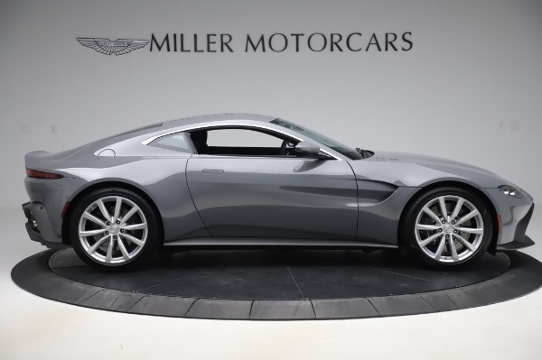 New 2020 Aston Martin Vantage Coupe for sale $165,381 at Aston Martin of Greenwich in Greenwich CT 06830 9