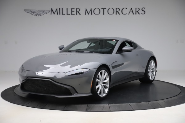 New 2020 Aston Martin Vantage Coupe for sale $165,381 at Aston Martin of Greenwich in Greenwich CT 06830 1