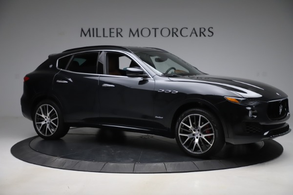 Used 2018 Maserati Levante GranSport for sale Sold at Aston Martin of Greenwich in Greenwich CT 06830 10