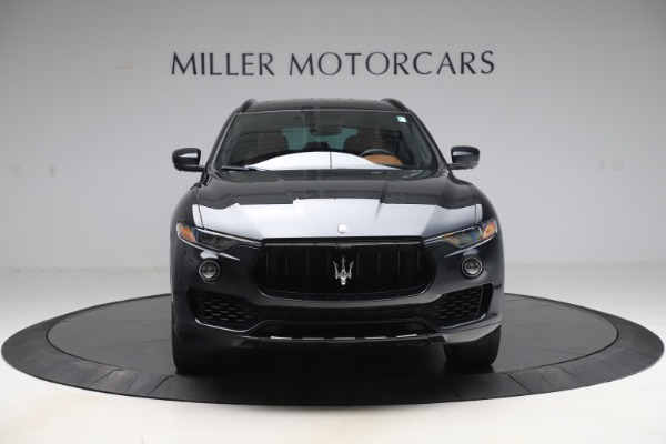 Used 2018 Maserati Levante GranSport for sale Sold at Aston Martin of Greenwich in Greenwich CT 06830 12